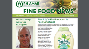 Fine Food News - Summer '16 out now