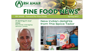 Fine Food News - Spring '17 out now
