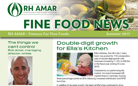 Fine Food News - Summer '17 out now