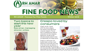 Fine Food News - Winter '18 out now