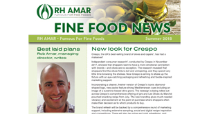 Fine Food News - Summer '18 out now