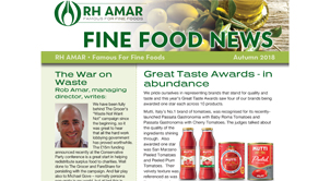 Fine Food News - Autumn '18 out now