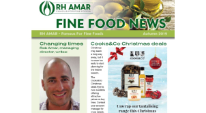 Fine Food News - Oct '19 out now