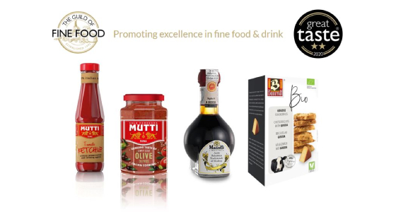 Winners galore at 2020 Great Taste Awards